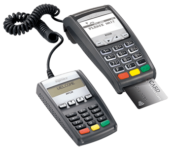 Free Credit Card Terminal with Pin Pad